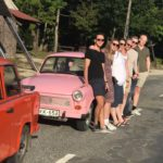 Pink Trabant Tour Budapest, Teambuilding