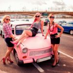Pink Trabant Tour Budapest, Hen Do and Bachelorette Party